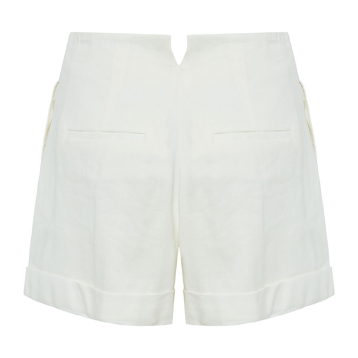 Jess high-waist shorts