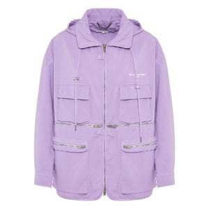 Janessa utility cotton jacket