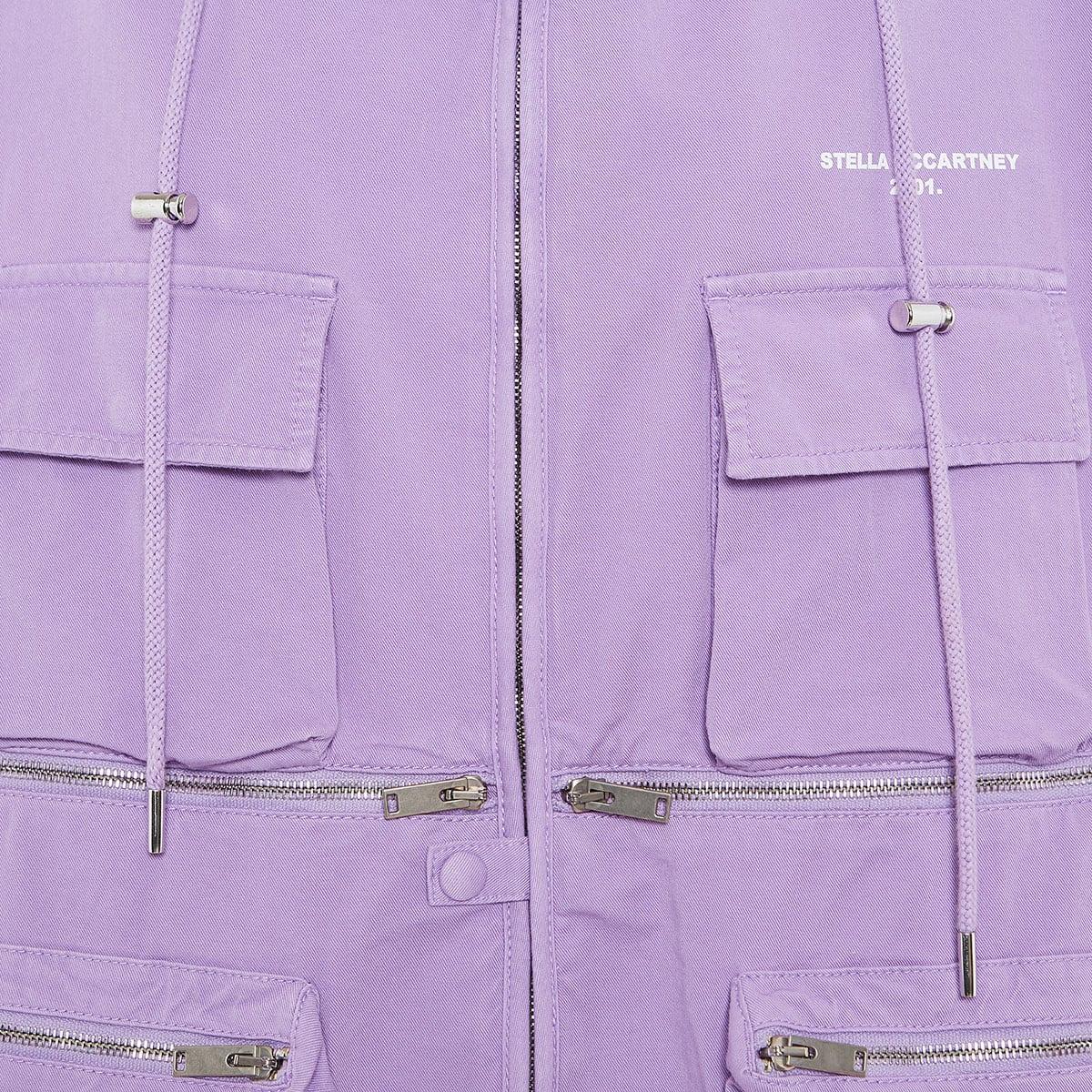 Janessa utility cotton jacket