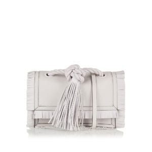 The Rope small fringe-trimmed bag