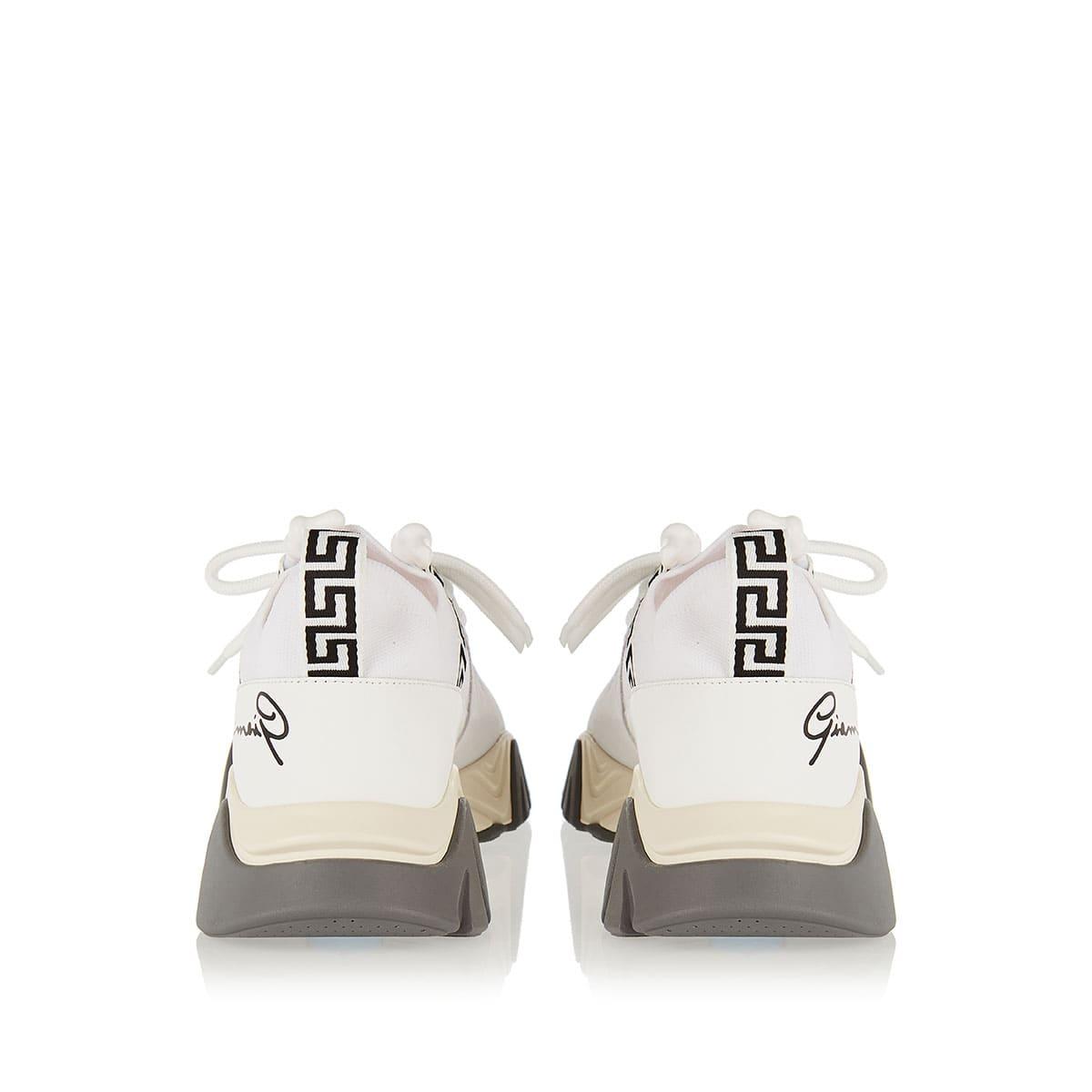 Squalo GV logo sneakers