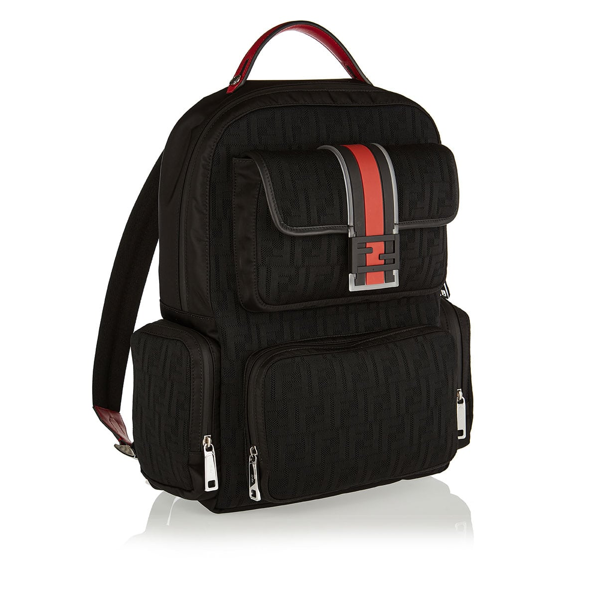 FF technical fabric backpack