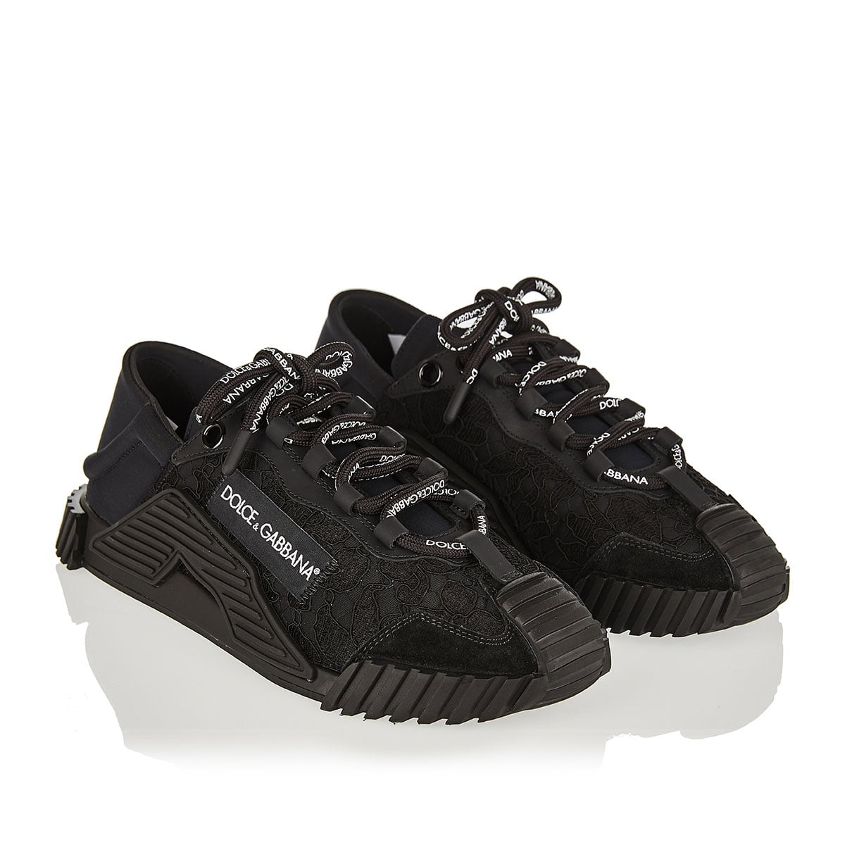 NS 1 lace sneakers