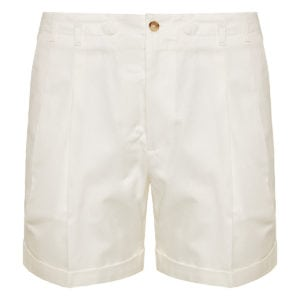 Tailored bermuda shorts