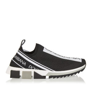 Sorrento slip-on logo sneakers