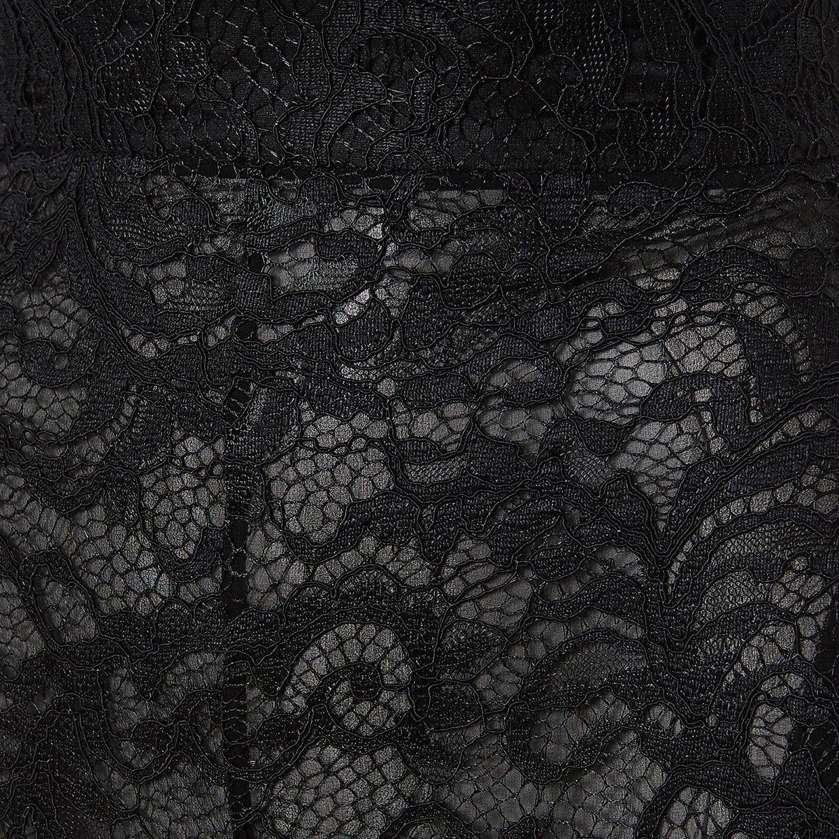 Cutout lace jumpsuit