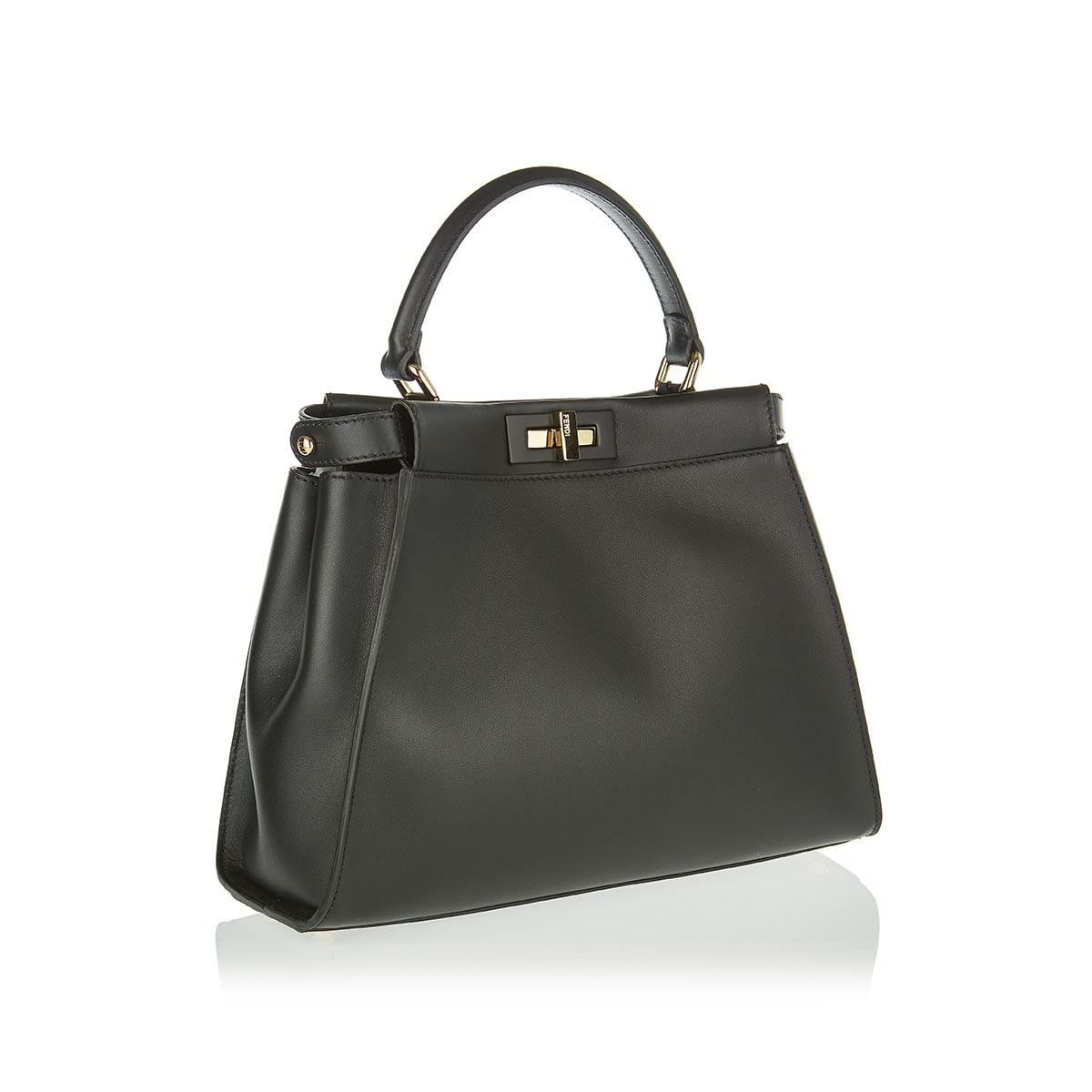 Iconic Peekaboo medium top-handle bag