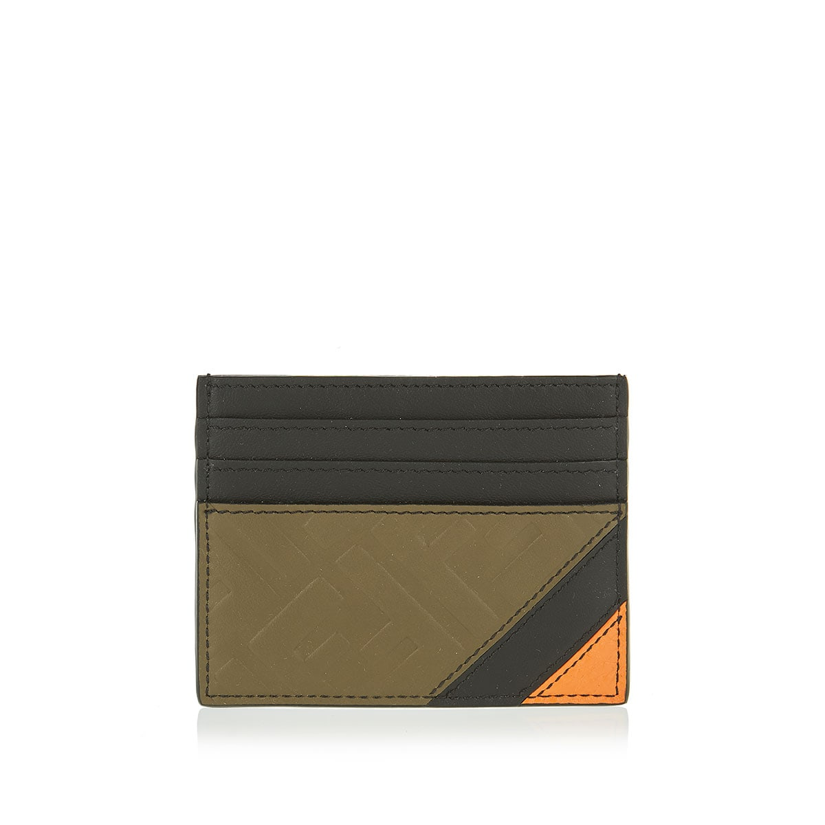 FF leather card case