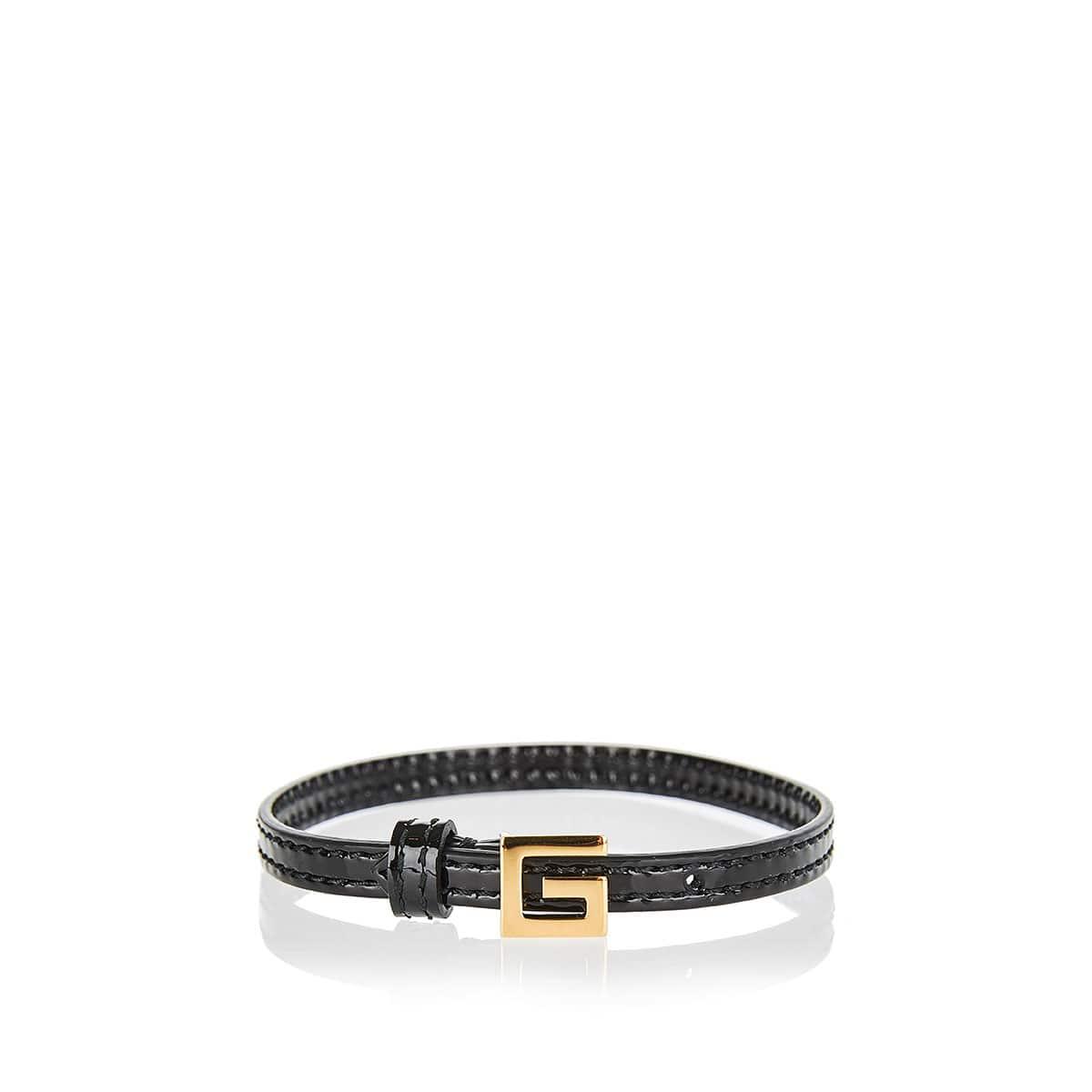 Patent bracelet with Square G