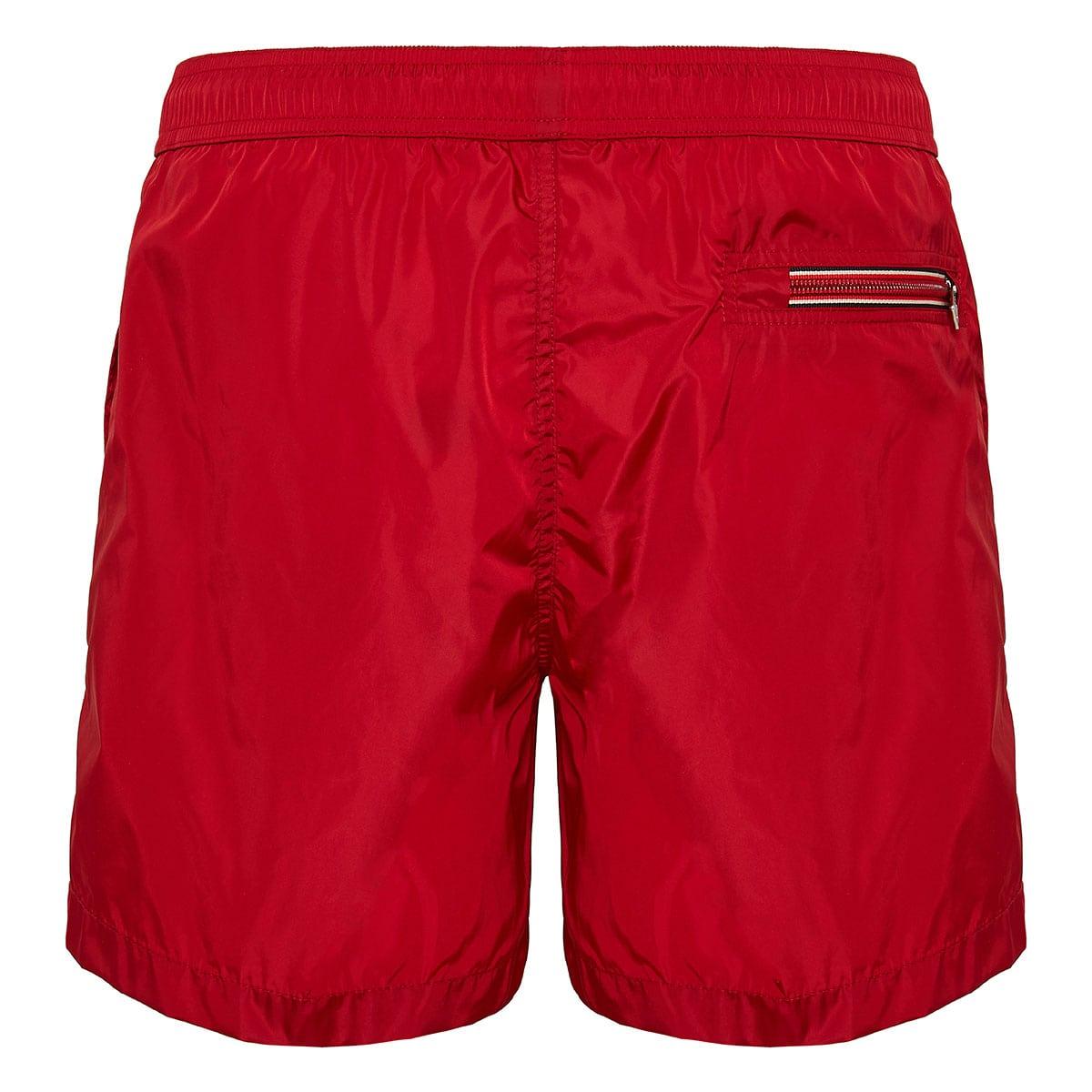Logo nylon swim shorts