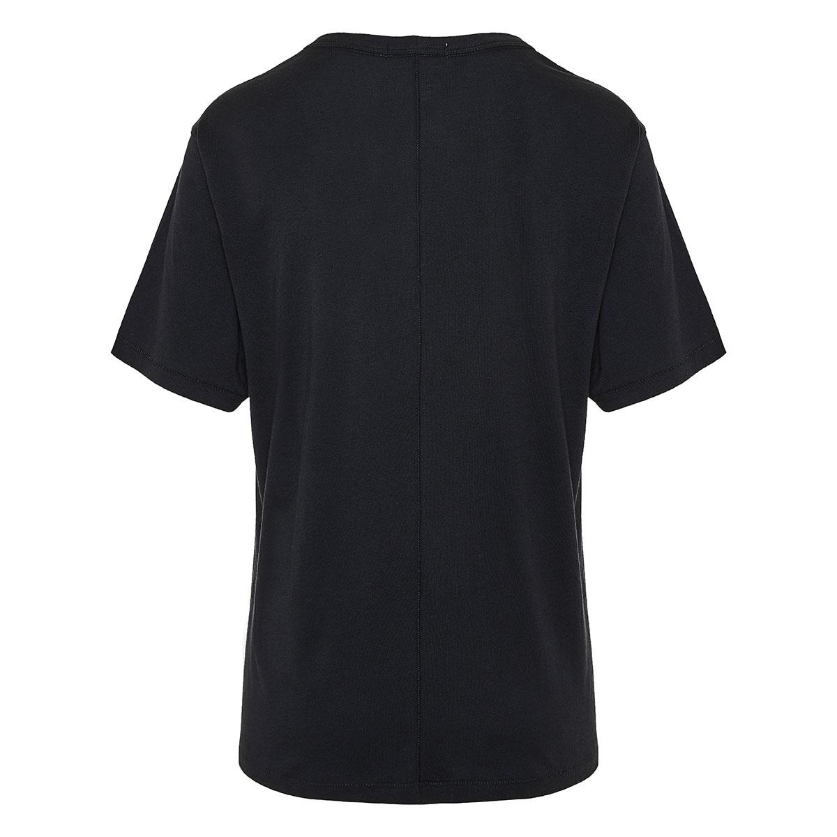 Oversized jersey t-shirt