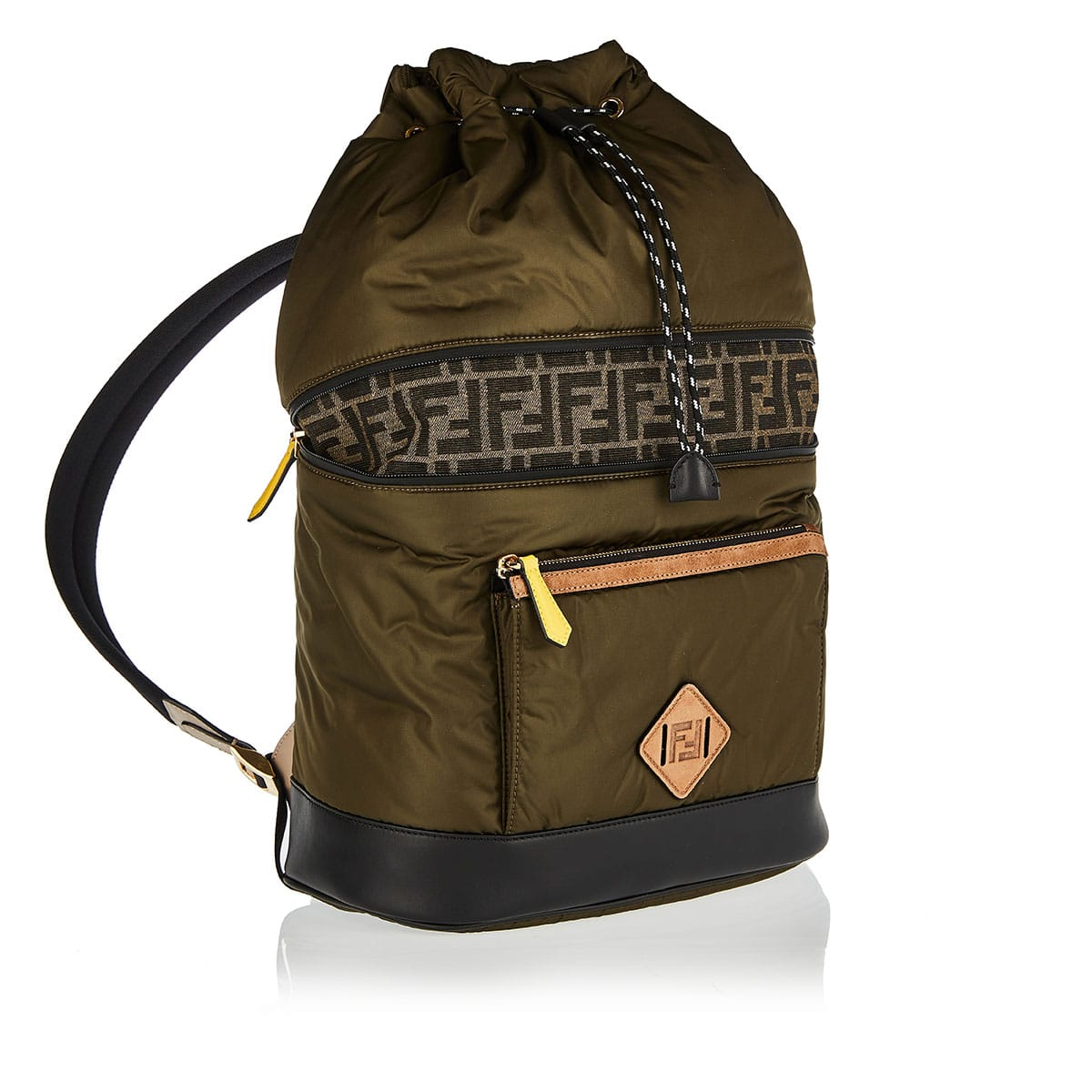 FF nylon backpack