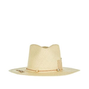 Sand Dollar Beach straw hat