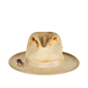 San Miguel distressed felt hat