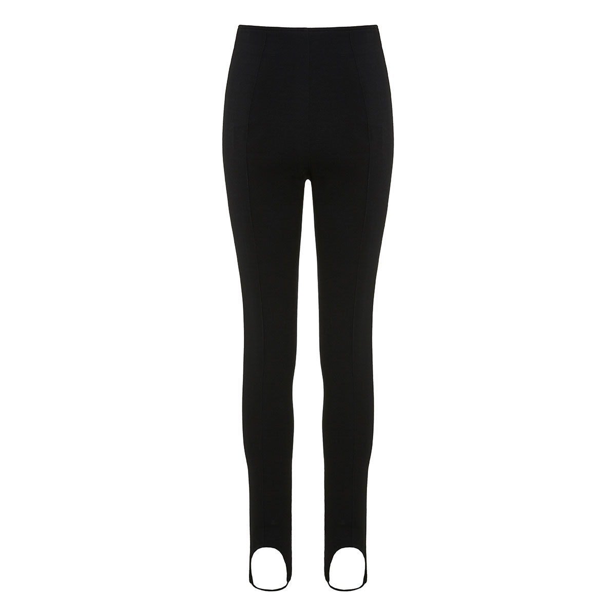 High-waist stirrup leggings