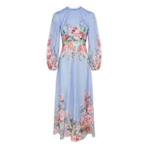Bellitude long floral dress