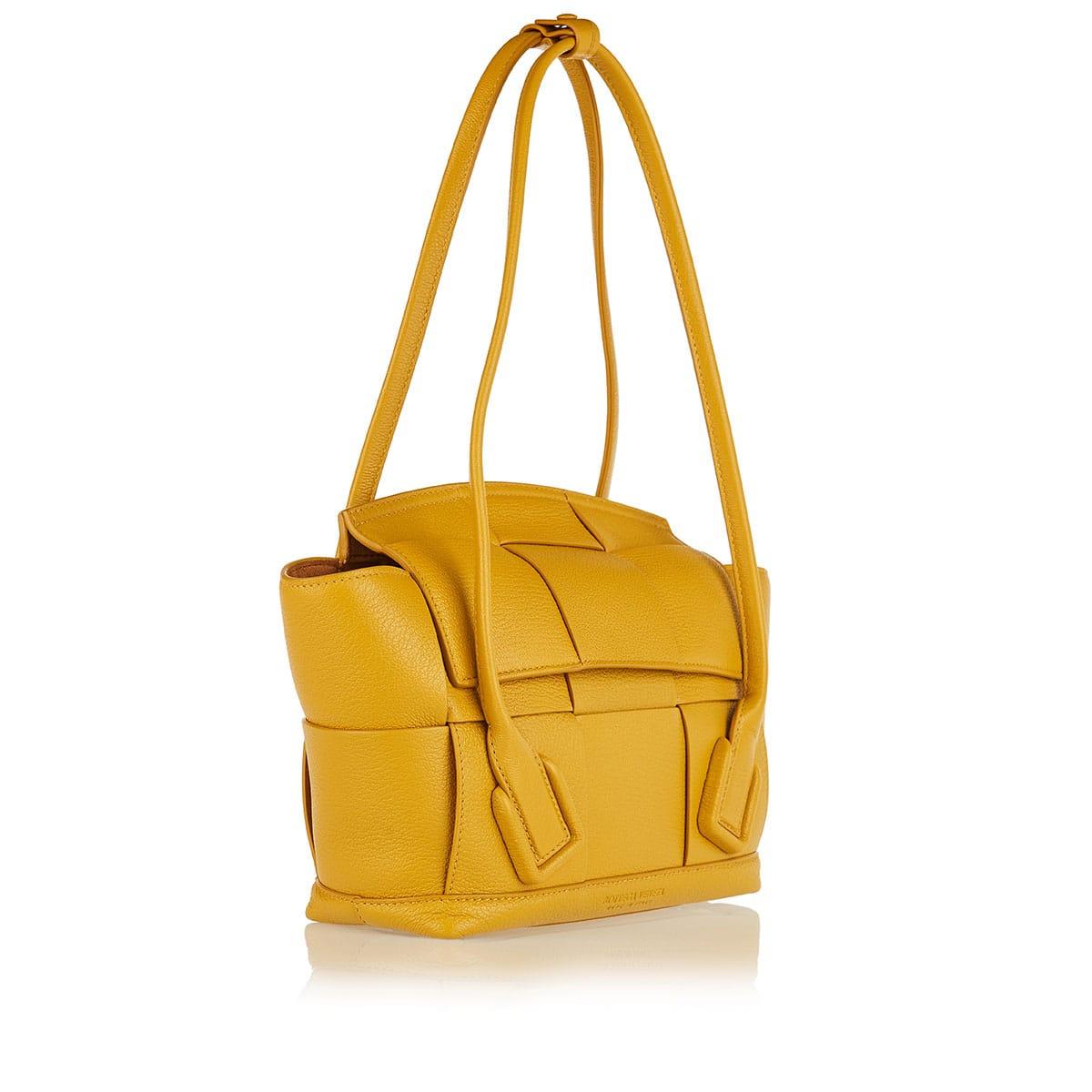 Arco mini leather bag