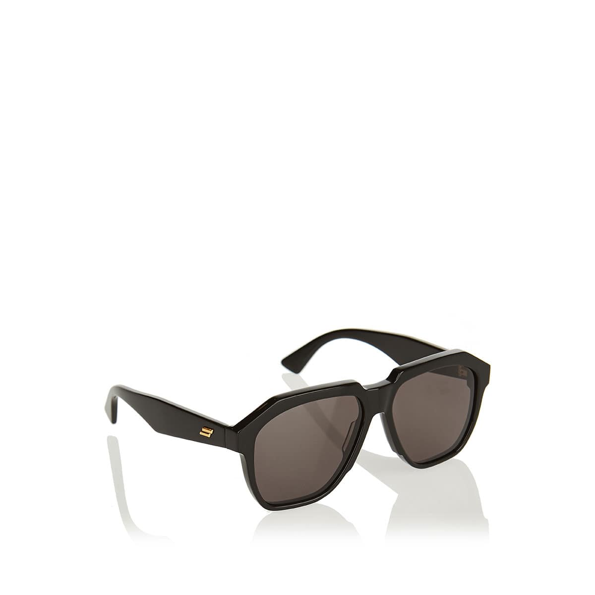 Oversized acetate sunglasses
