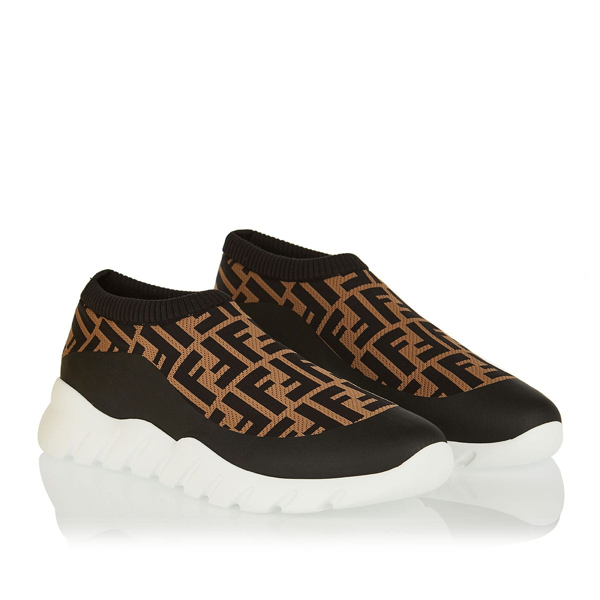 FF tech fabric sneakers