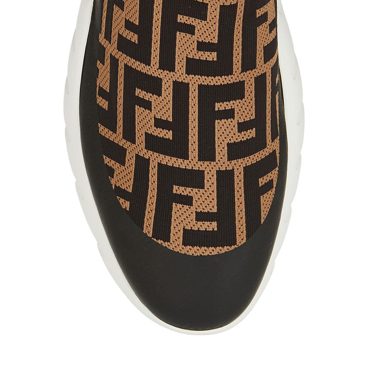 FF tech fabric sneakers