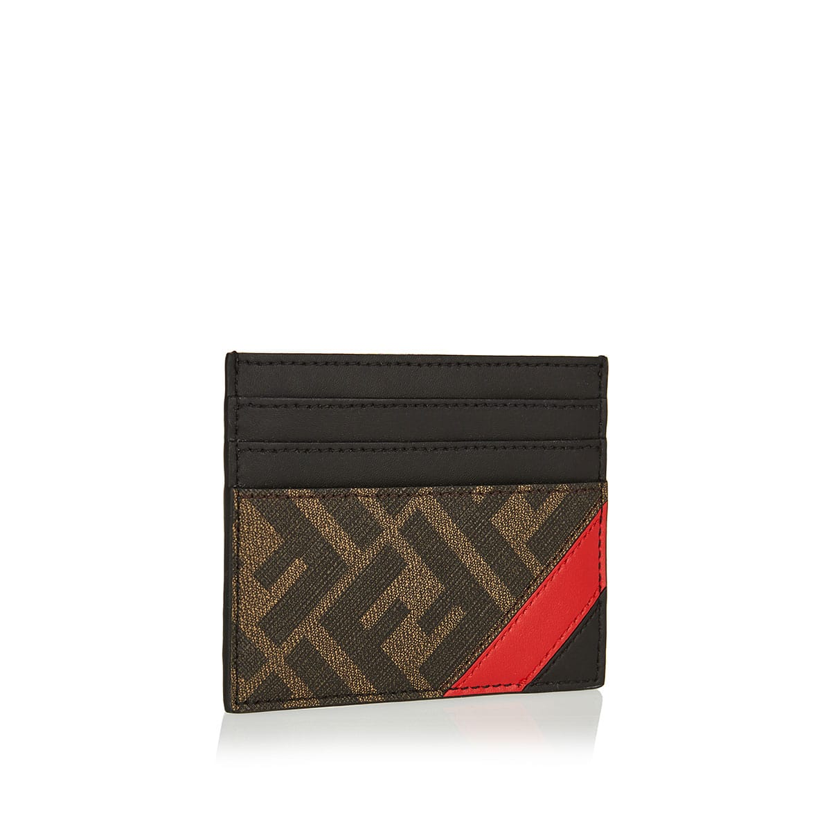 FF logo card case