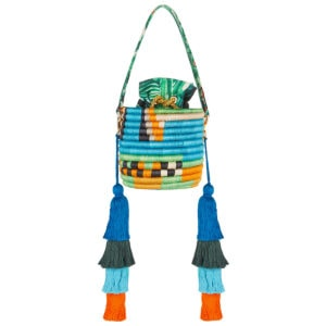 Jungla bucket bag