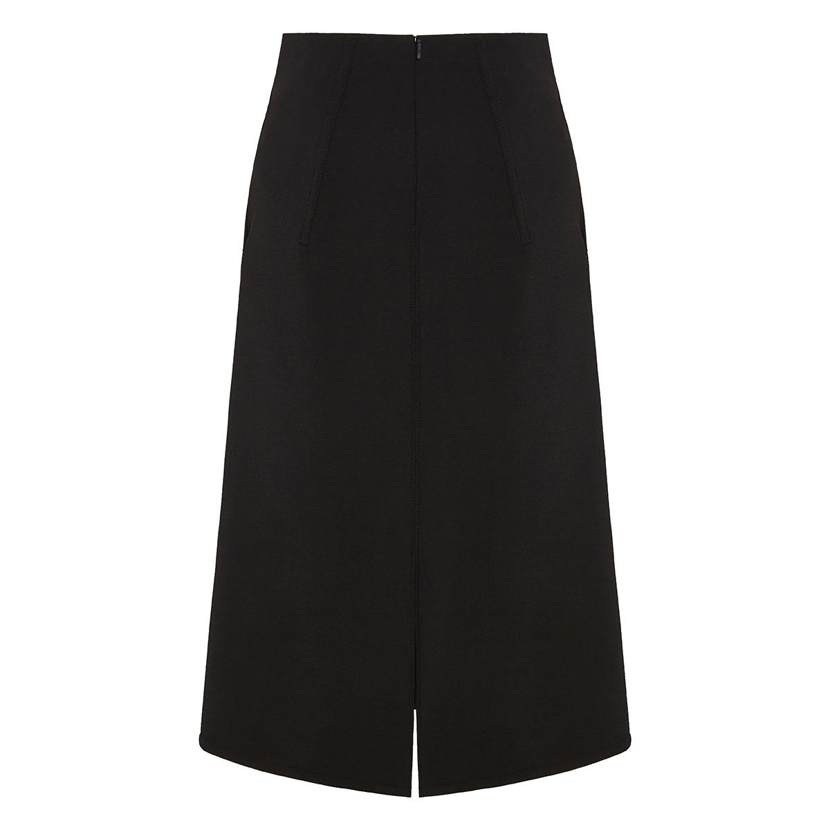 2 Moncler 1952 midi Skirt