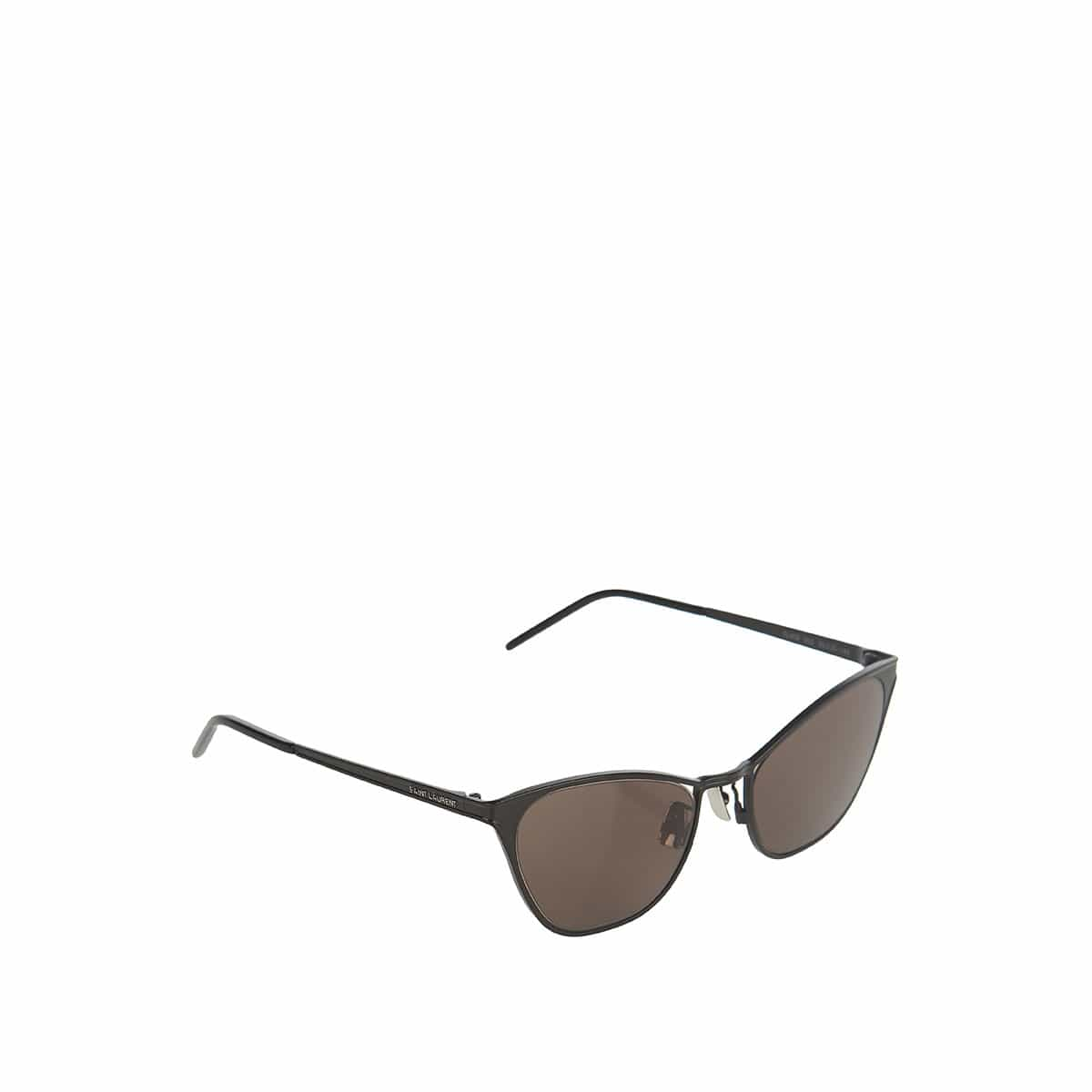 SL 409 cat-eye metal sunglasses