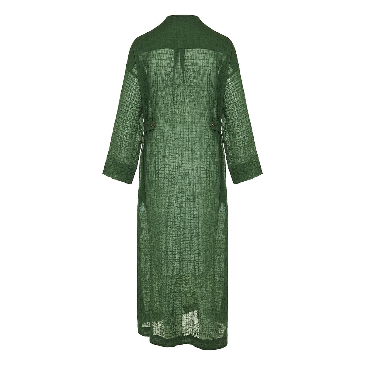 August long voile kaftan