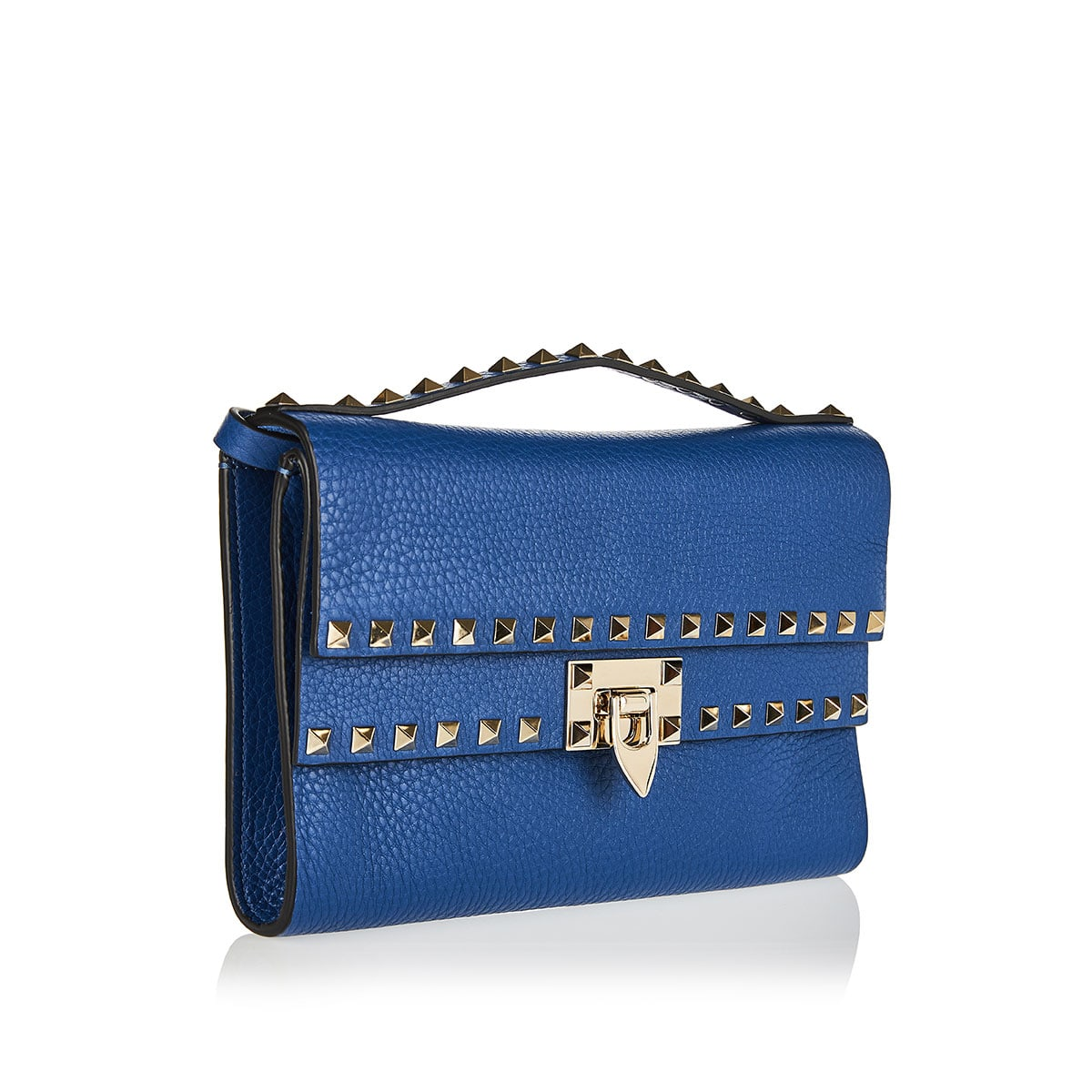 Rockstud Small leather bag