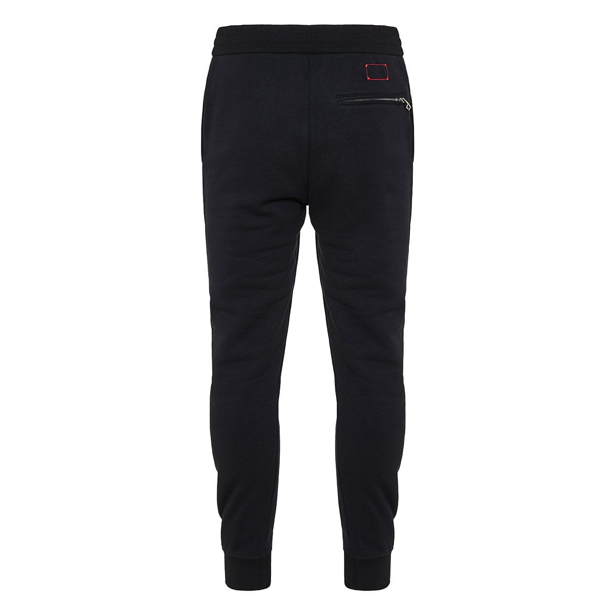 Logo-embroidered track trousers