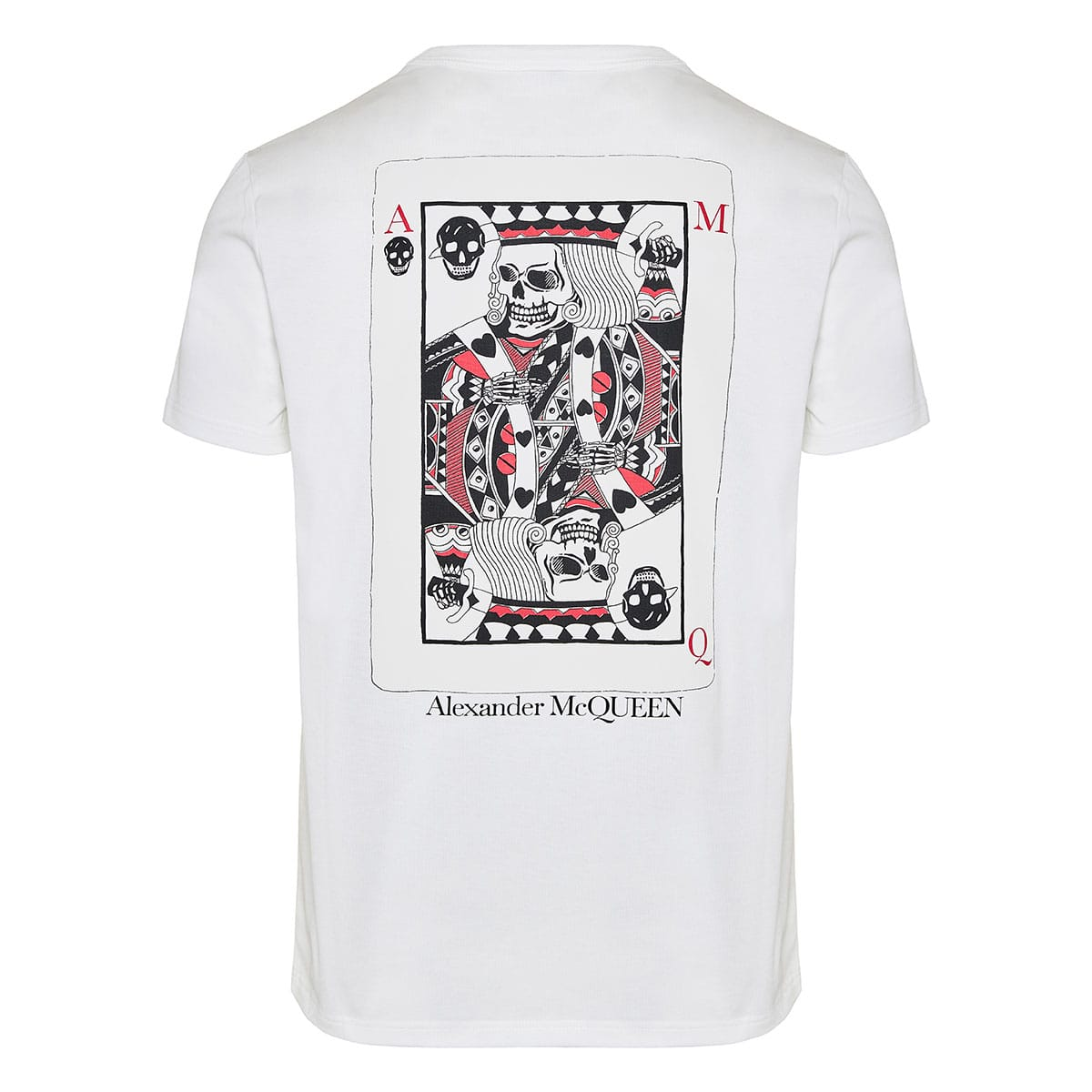 King of Hearts printed t-shirt