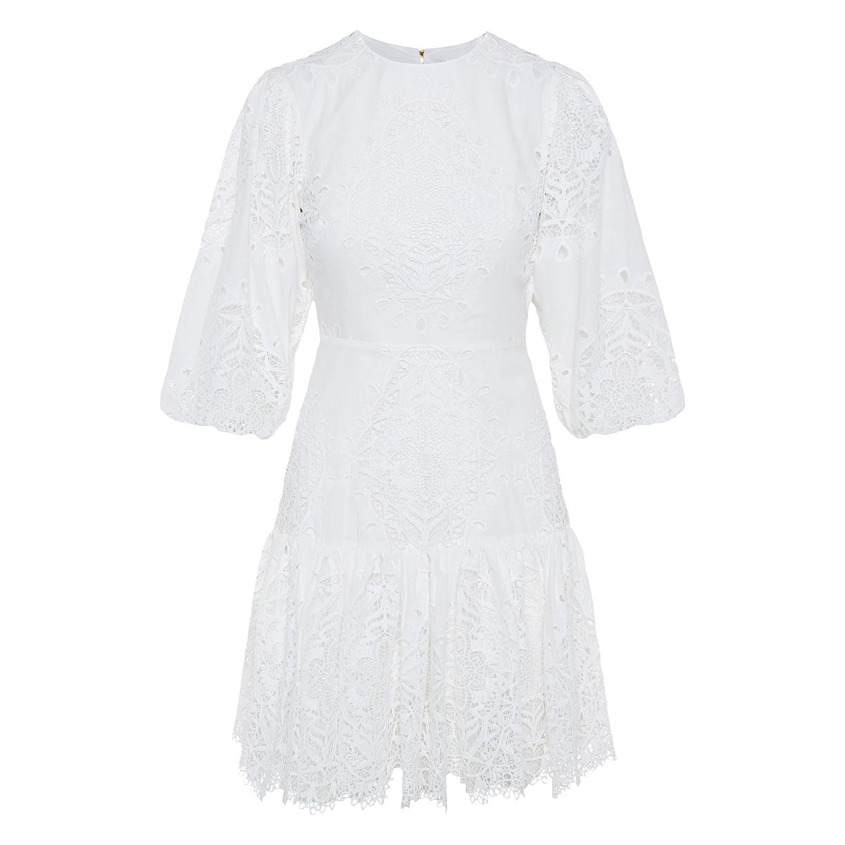 Tabitha lace mini dress
