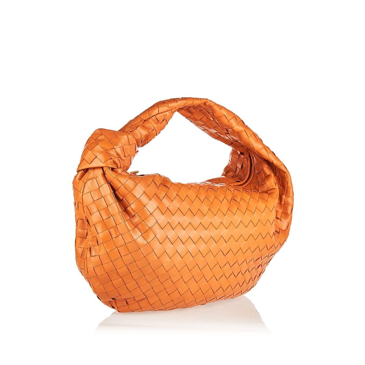 BV Jodie medium Intrecciato leather bag