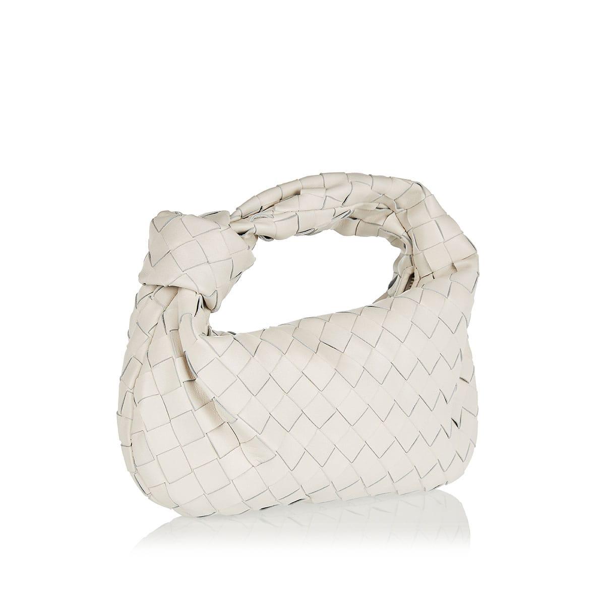 BV Jodie Intrecciato mini leather bag