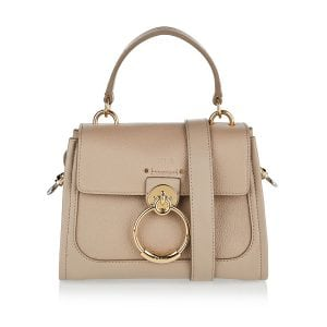Mini Tess Day leather bag