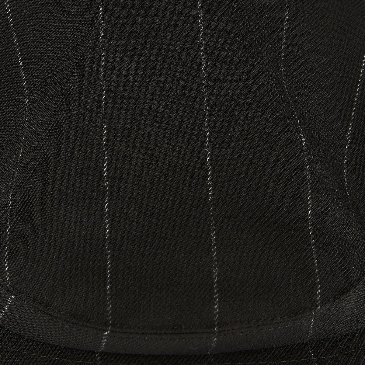 Pinstripe beret