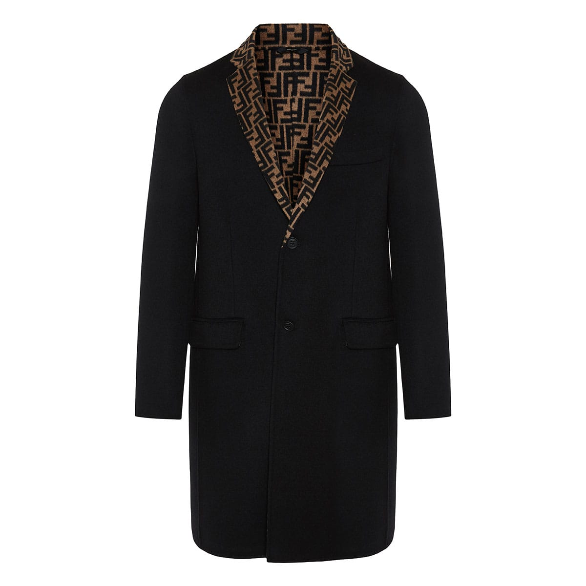 FF wool coat