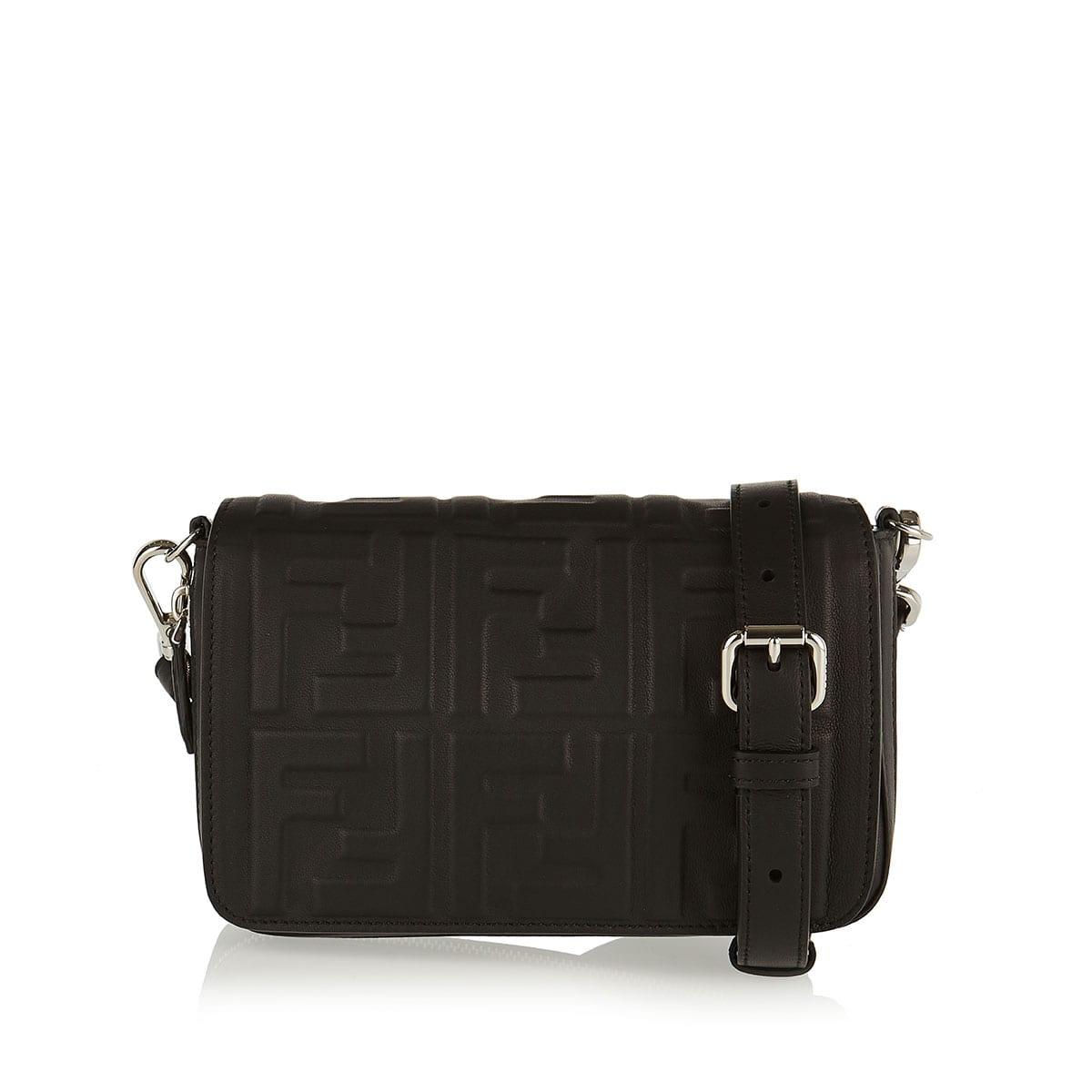 FF mini leather bag