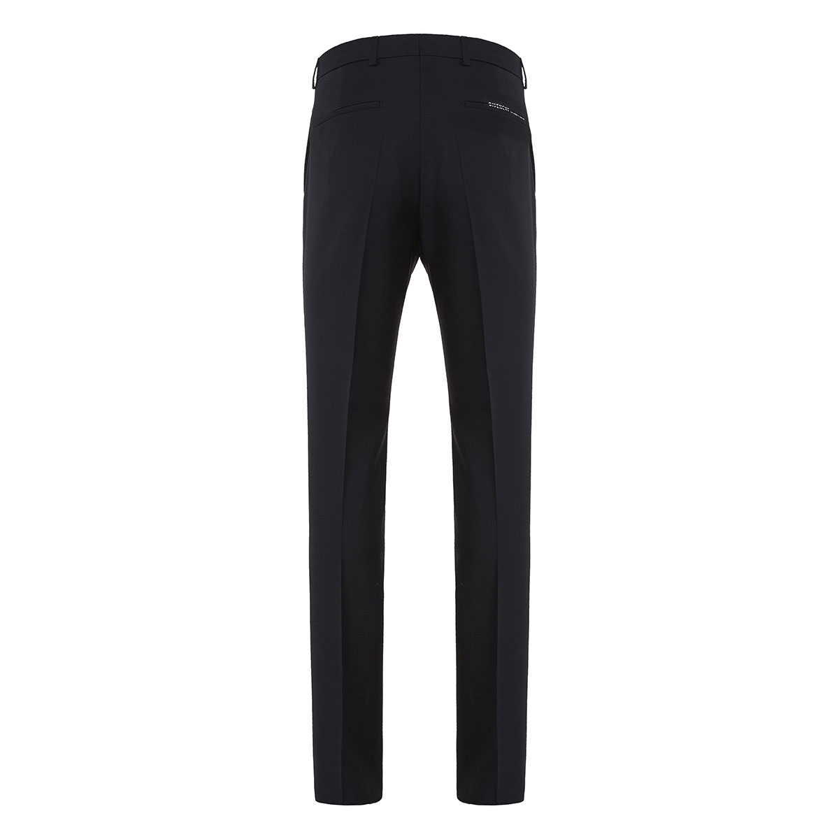 Wool tailored trousers