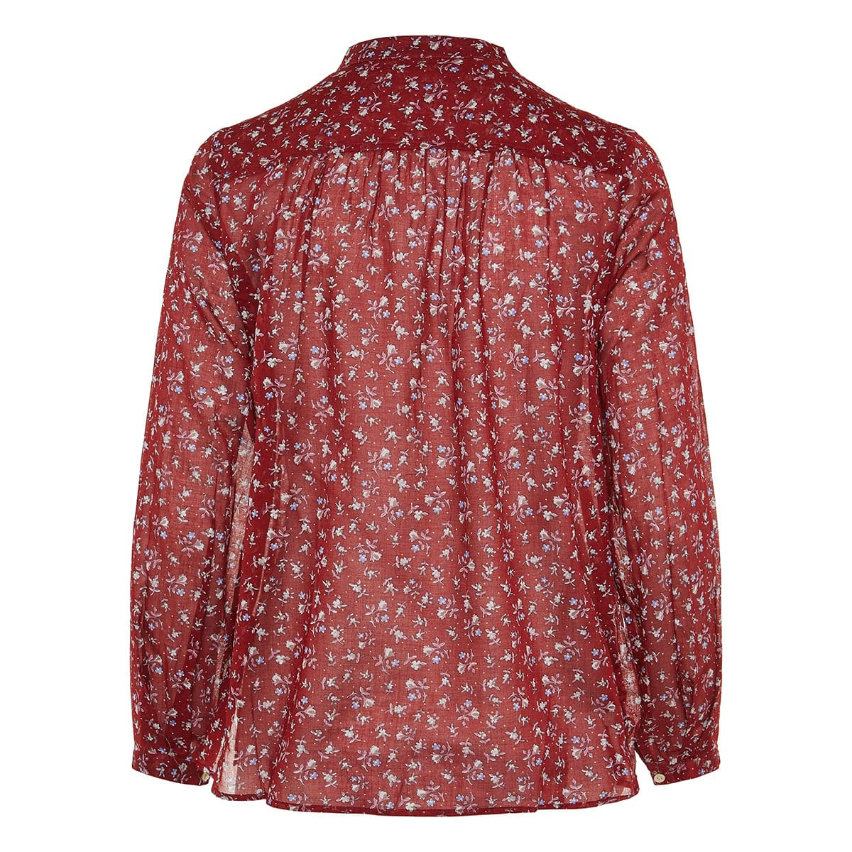 Maria floral blouse