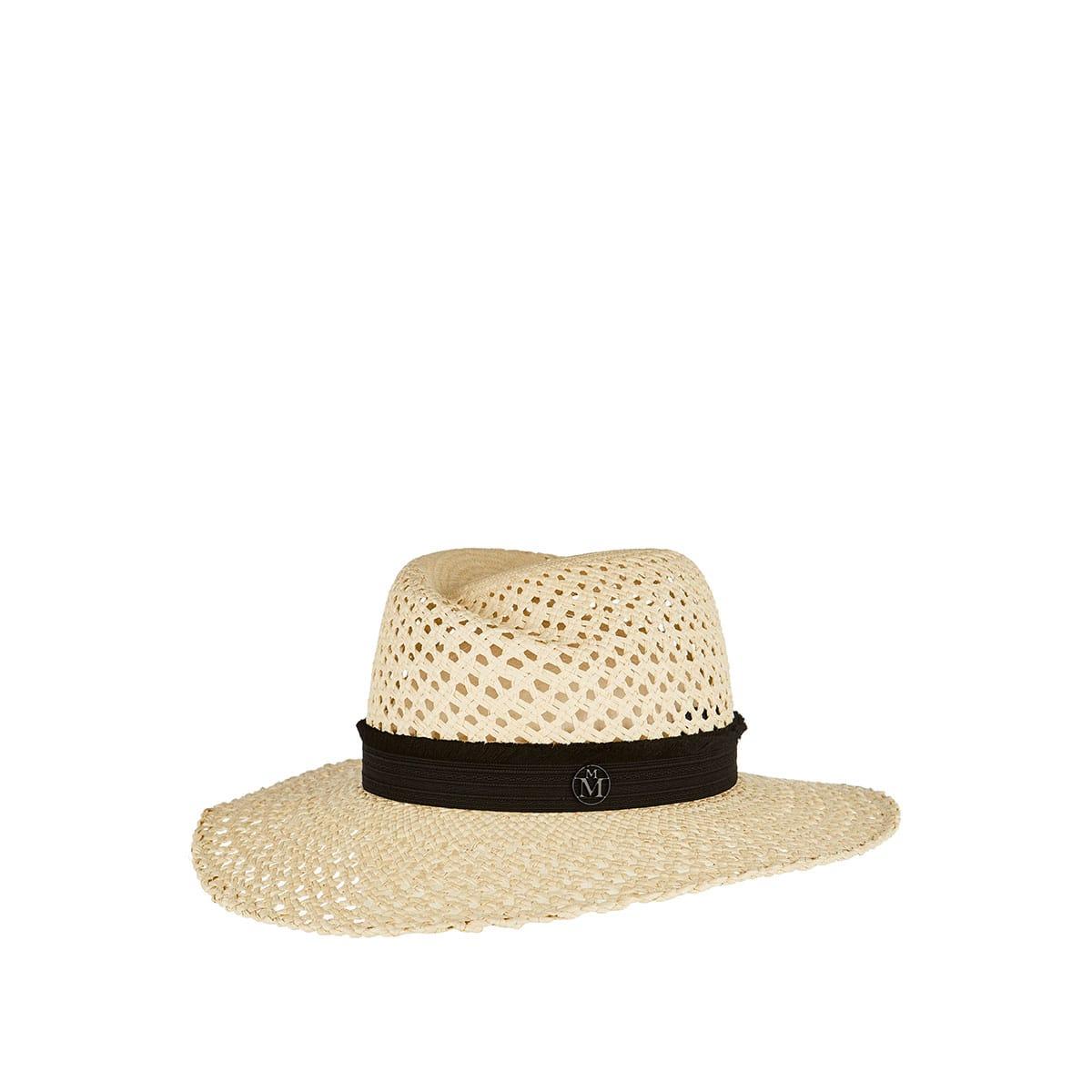 Virginie woven straw hat