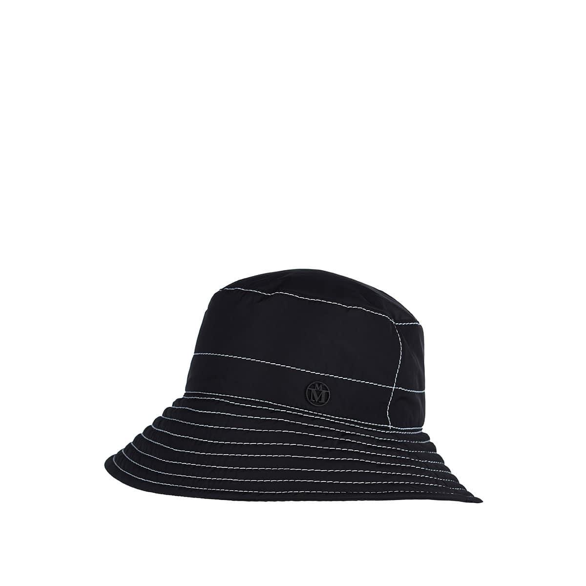 Charlotte nylon bucket hat