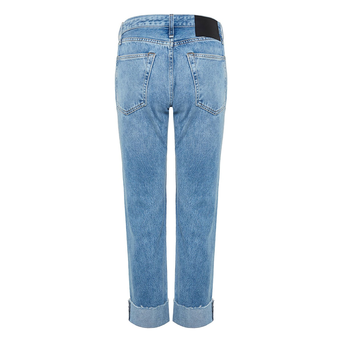 Rosa distressed jeans