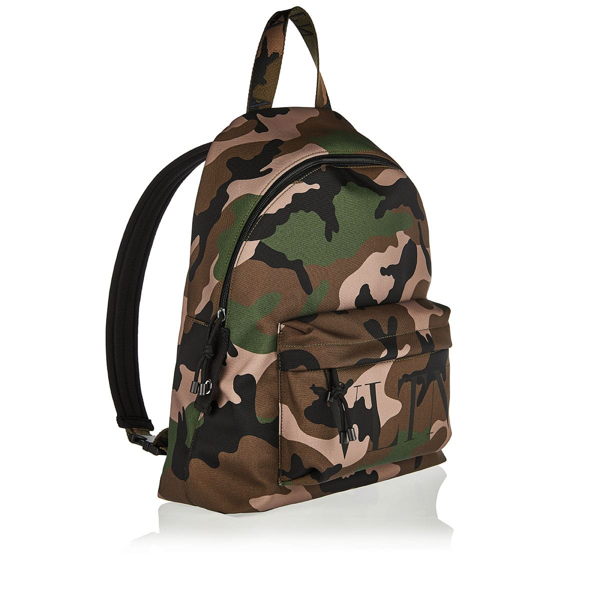 VLTN camouflage nylon backpack