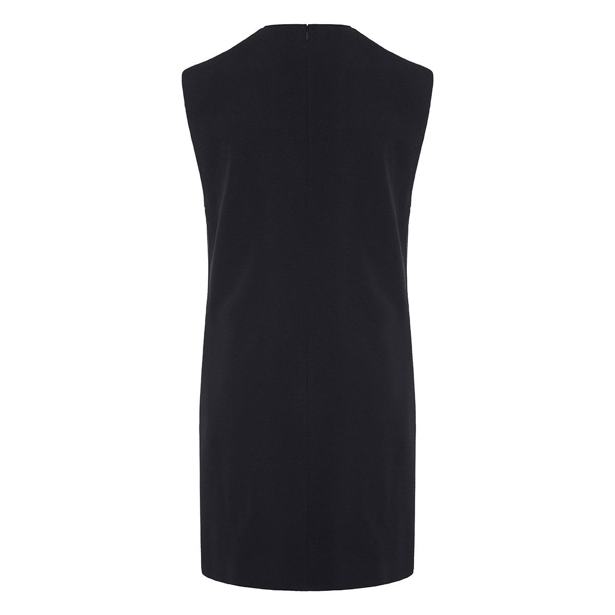 Pin-embellished mini dress