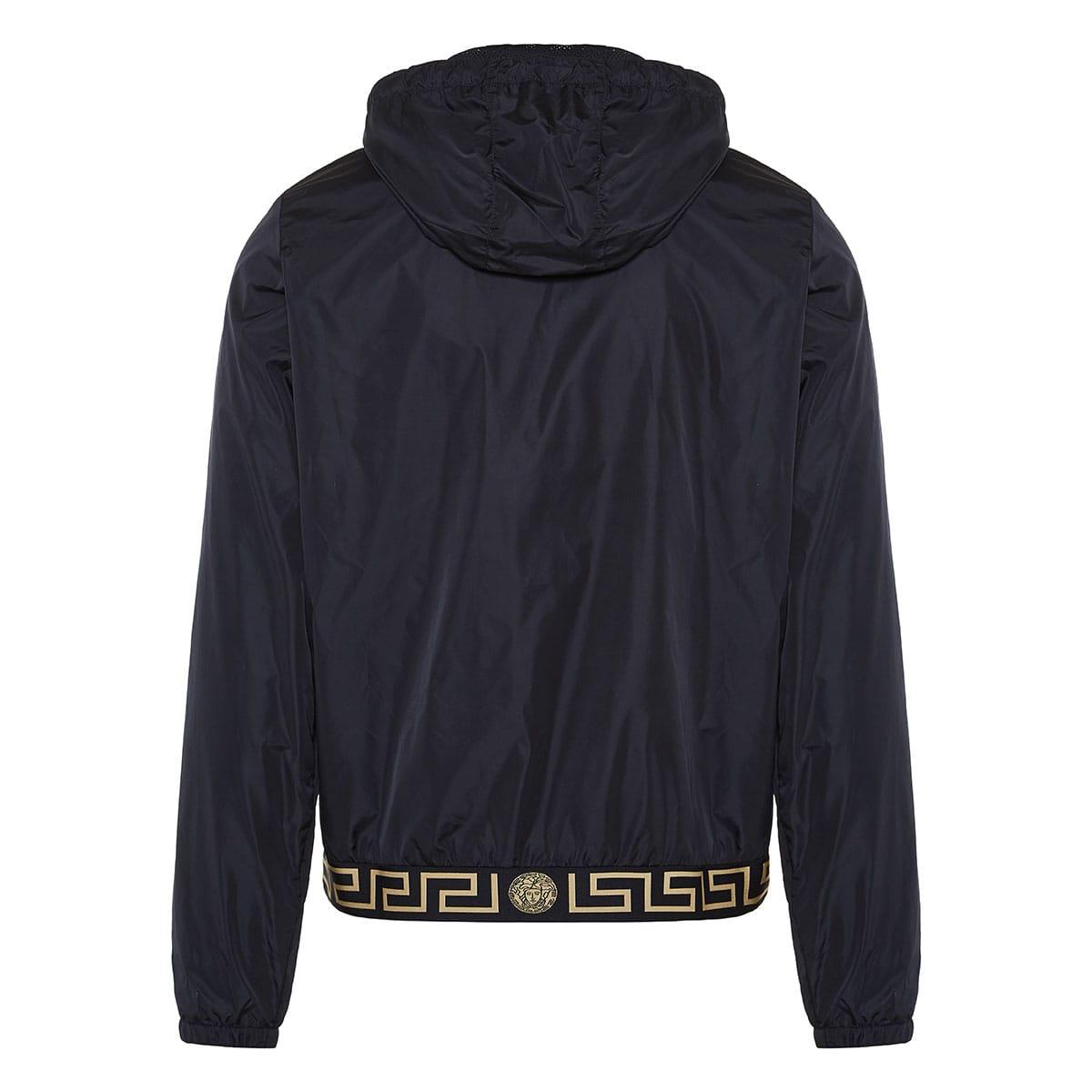 Medusa nylon jacket