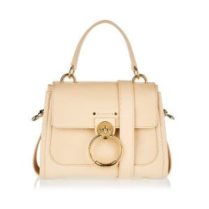 Tess Day mini leather bag