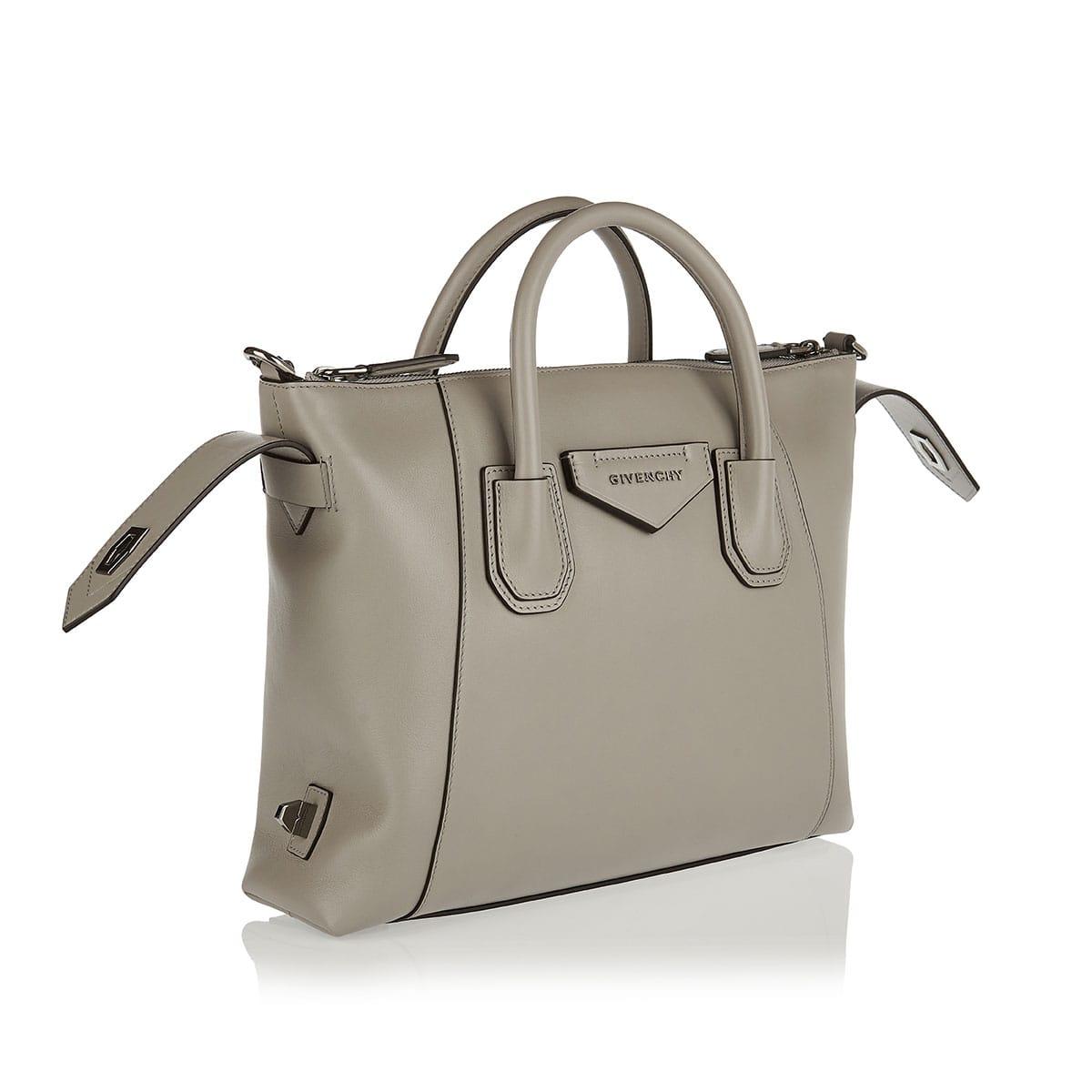 Antigona Soft small leather bag