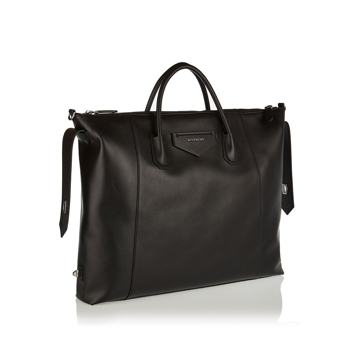 Antigona Soft large leather tote